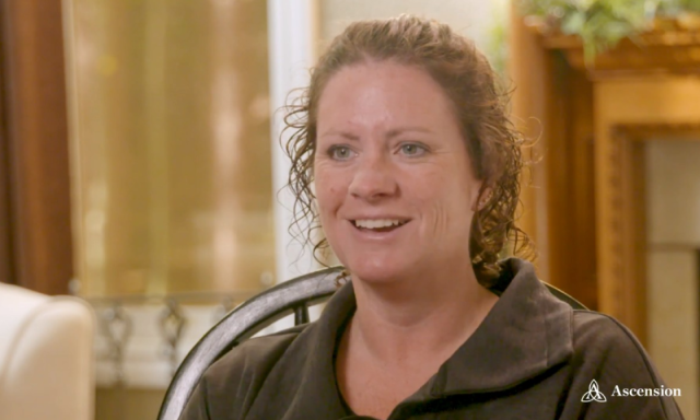 After receiving excellent care at Ascension, Heather now participates in a healthier, active lifestyle.