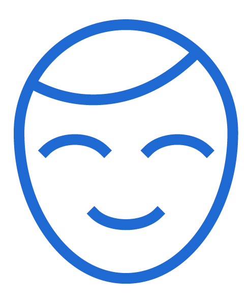 happyface step icon