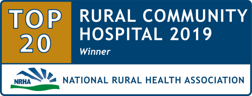 Ascension St. Michael's Hospital named Top 20 Rural Community Hospital